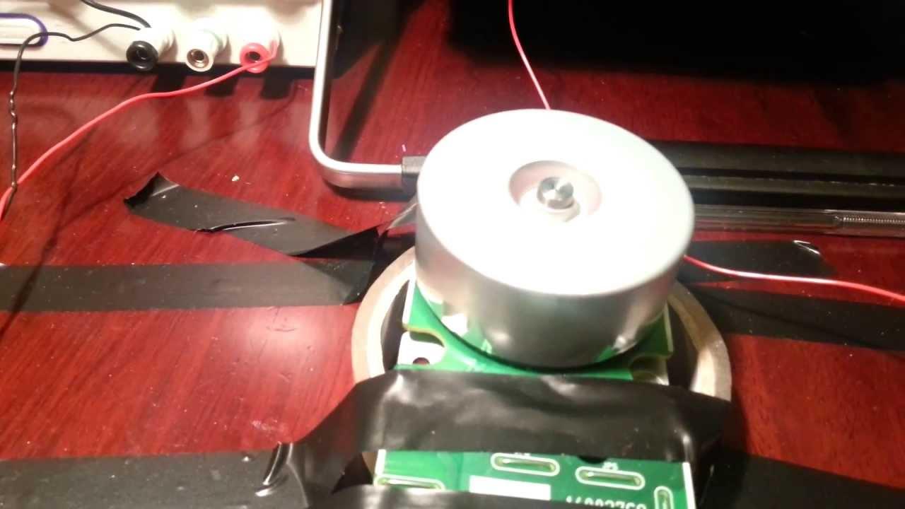 Running An Hp 2605 Laserjet Laser Printer Main Drive Bldc