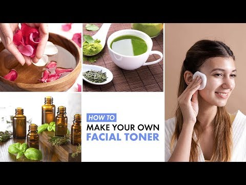 how-to-make-your-own-facial-toners-|-diy-natural-toners-for-all-skin-types