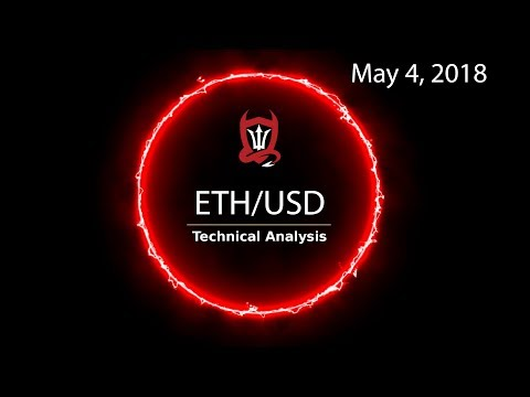 Ethereum Technical Analysis (ETH/USD) You Up..? [05/04/2018]