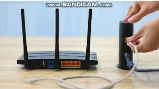 TP-Link AC1200 Gigabit Smart WiFi Router - 5GHz Gigabit Dual Band MU-MIMO Wireless Internet Router