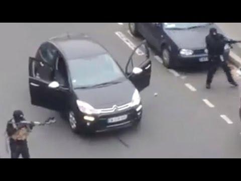 """Attentat à Charlie Hebdo : """"Nous faisons la guerre, on nous fait la guerre !"""", Alain Marsaud"""
