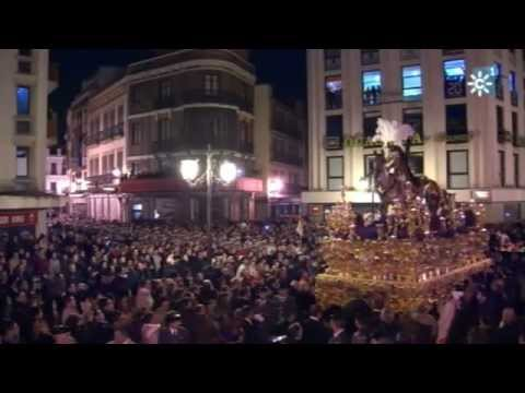 Resultado de imagen de Cristo de las Tres Caídas en Campana. Semana Santa de Sevilla 2004