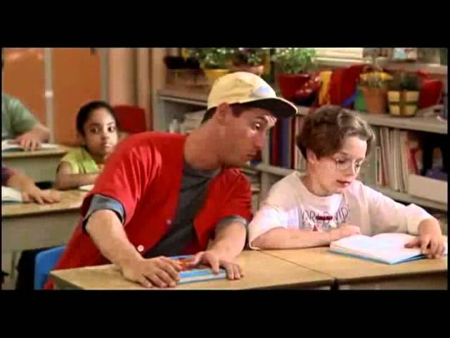 Billy Madison Today Junior (subtitulada español)