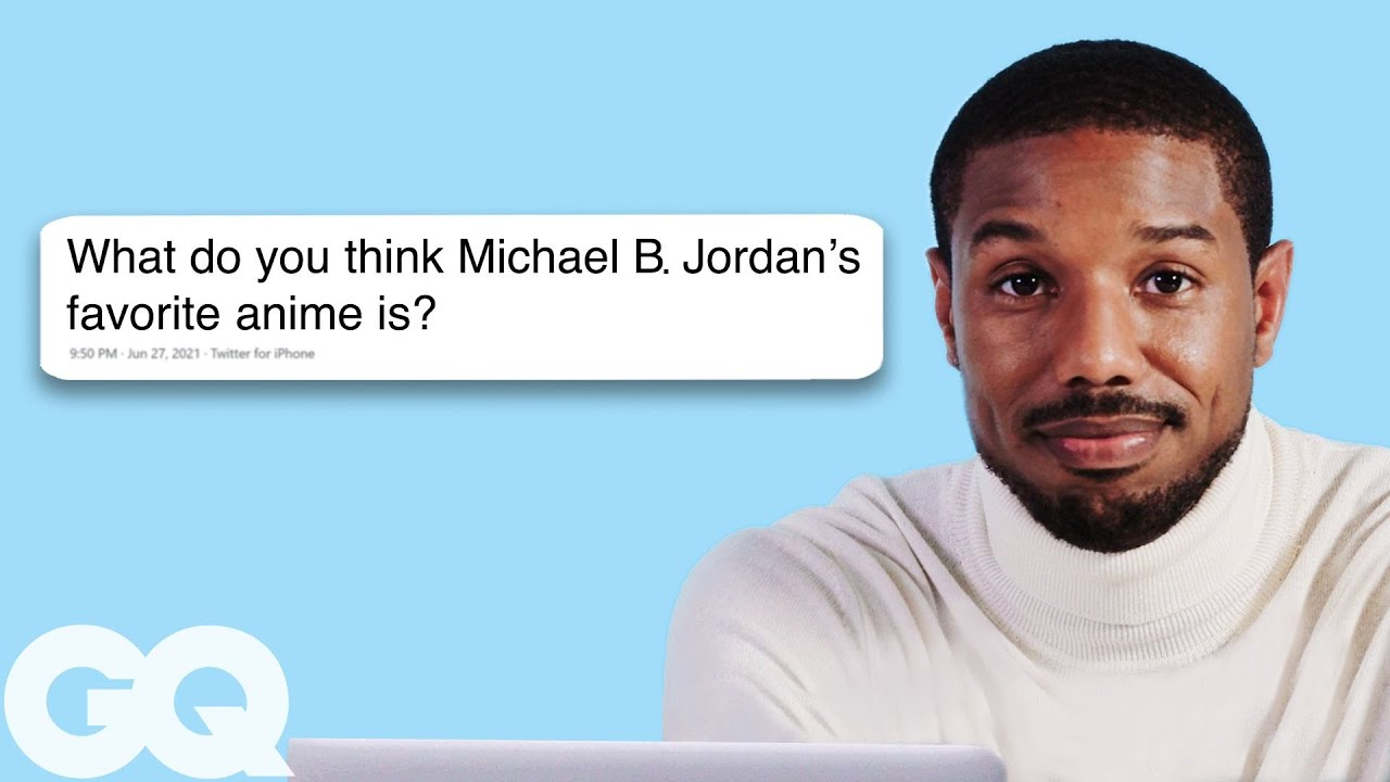 Michael B. Jordan Goes Undercover on the Internet