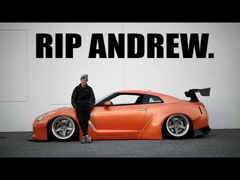 Heartbroken. RIP Andrew.