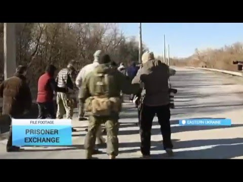 Prisoner Exchange: Several captives by Russian-backed separatist forces are set to be released