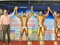 Mr. Kasaragod My First Bodybuilding Show Clips (26 Jan 2014)