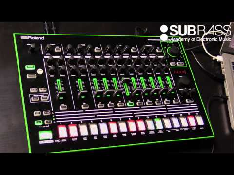 New Roland Aira TR-8 Updated Features - SubBass Academy