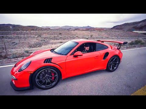I RENTED A CHEAP VEGAS PORSCHE GT3RS RENTAL CAR! *ONLY 549*