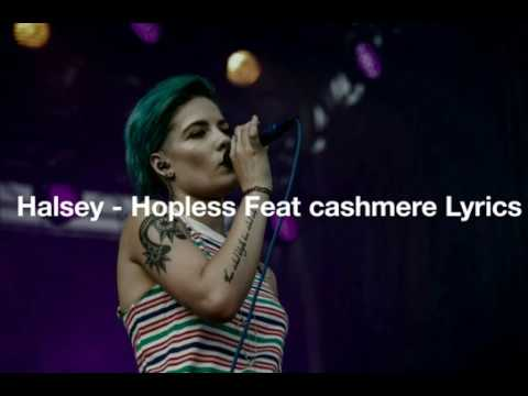 Halsey – Hopeless (feat. Cashmere Cat) Lyrics