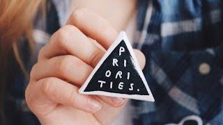 Фото DIY Значки На Одежду Своими Руками // Rita Andrea