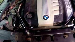 Сухая мойка двигателя паром. БМВ F01 3.0D(Современная услуга для любых авто. Гарантия. Абсолютно без химии, без воды!, 2015-10-08T20:30:06.000Z)