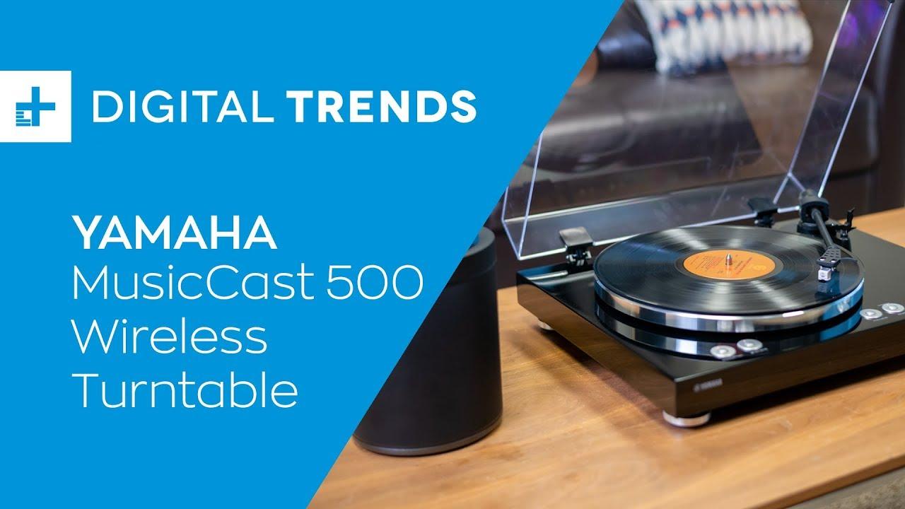 yamaha musiccast vinyl 500 turntable review youtube. Black Bedroom Furniture Sets. Home Design Ideas