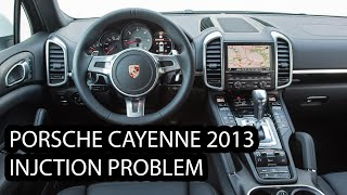 Porsche cayenne 2013 3.0  diesel with code P2149 O 5061 or 0013C5 injection problem