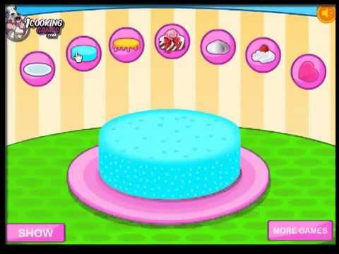 Пироги игры для девочек