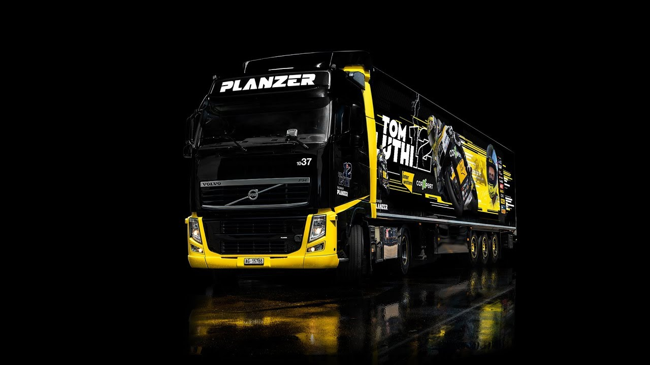 planzer special truck tom l thi youtube. Black Bedroom Furniture Sets. Home Design Ideas