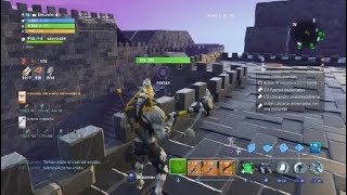 HOW TO HAVE TRIPLE JUMP IN FORTNITE SAVE THE WORLD