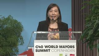 C40 World Mayors Summit 2019: Urban Green Havens - letting nature lead the way
