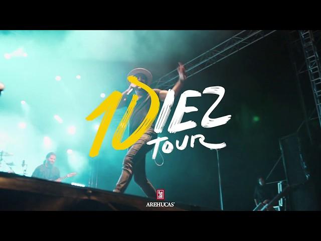 Efecto Pasillo presenta su nueva gira 10Diez Tour