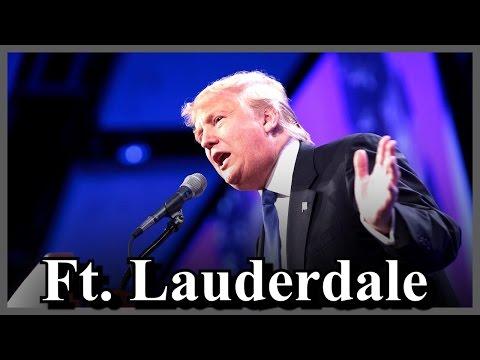 LIVE Stream: Donald Trump Rally in Ft. Lauderdale, Florida FULL SPEECH HD STREAM 8/10/16