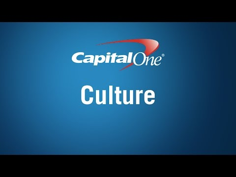The Culture of Capital One