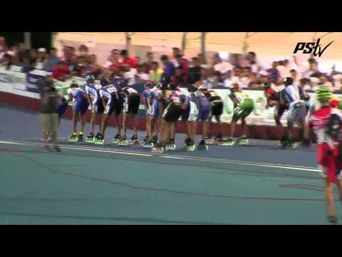 Powerslide - 2012 Worlds VideoLog 7 - Men 15k elimination fi