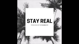 StashBeatz- Stay Real ....Chill HipHop Instrumental...