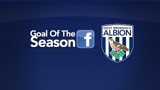 Video Gol Pertandingan West Bromwich Albion vs Southampton