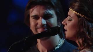Juanes - Hoy Me Voy ft  Paula Fernandes (MTV Unplugged)