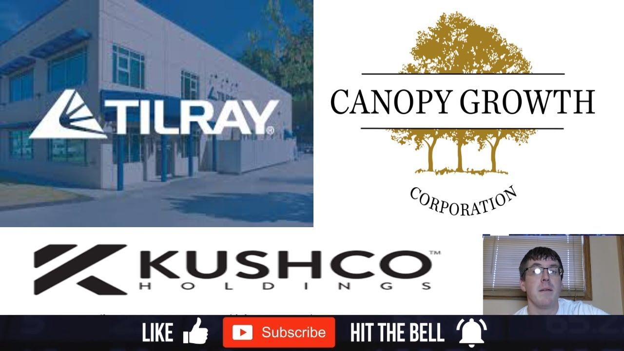 🌿(TLRY) Tilray, CGC & KSHB Stock Update | Bullish 2019 Forecast 🌿