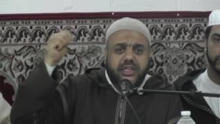 4 Cérémonie du 20 mai 2016   Mosquée Hamza de Bruxelles   Cheikh AMDDAH Hassan