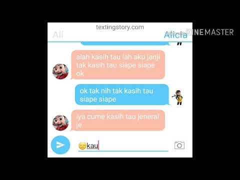 mengungkap rahasia Alicia part2-textingstory