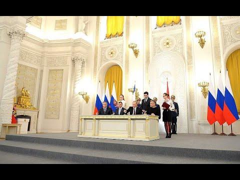 أوروبا تمدد لعام عقوباته على روسيا لضمها القرم  - نشر قبل 2 ساعة