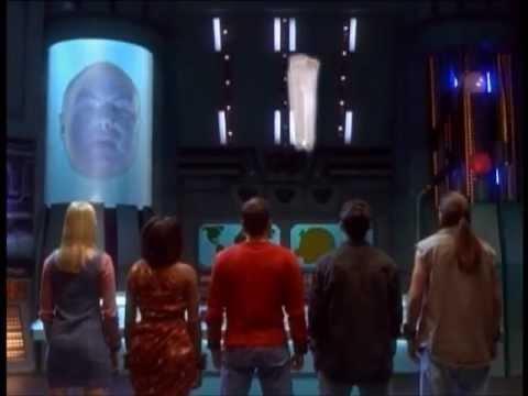 Power Rangers Zeo - Rangers Receive Zeo Powers ('A Zeo Beginning' Premiere Episode)
