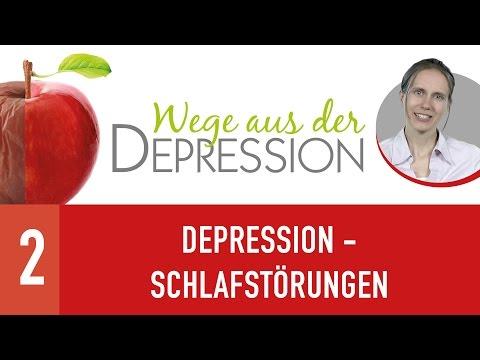 2. Depression - Schlafstörungen - Wege aus der Depression - Dörthe Meisel