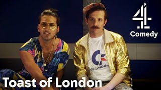Mind The Gap | Toast of London | Best of Series 2!