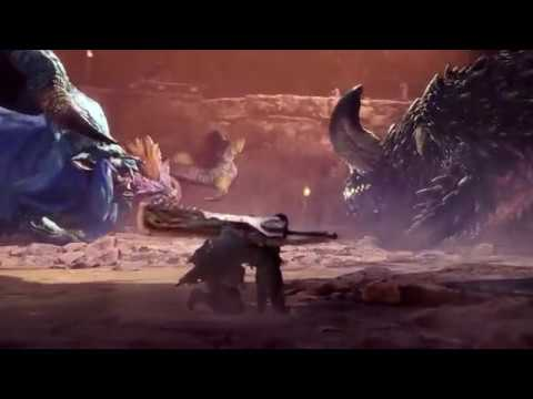 Trailer Lunastra - MH World