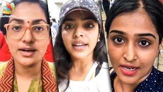 ദുരിതാശ്വാസ പ്രവർത്തനങ്ങളിൽ  കൈകോർത്തു താരങ്ങൾ | Anbodu Kochi Campaign| Parvathy,Rima,Remya