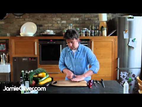 Jamie Oliver On Knife Skills 30-minute Meals