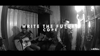 Write The Future  Cope Live At The Glut