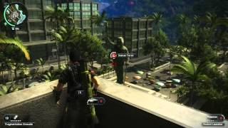 Just Cause 2 Extreme graphics on GTX 690