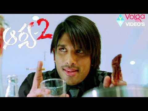 Arya 2 Telugu Movie Parts 5/14 - Allu...