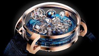 दुनिया की 5 सबसे महंगी घड़ियाँ | 5 of the MOST EXPENSIVE watches on earth!