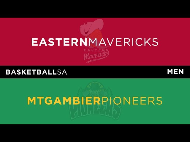 Mens Highlights | Eastern vs Mount Barker
