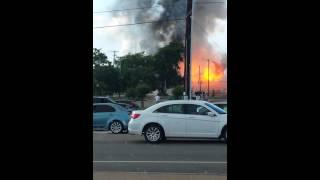 Athens tx Fire