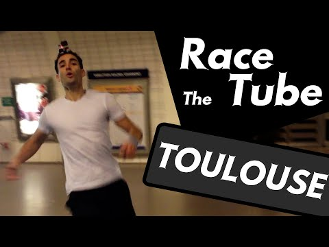 Race The Tube - Toulouse - Jean Jaurès to Capitole