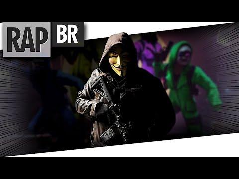 Rap dos Hackers (Free Fire Battlegrounds) Vikazz 51