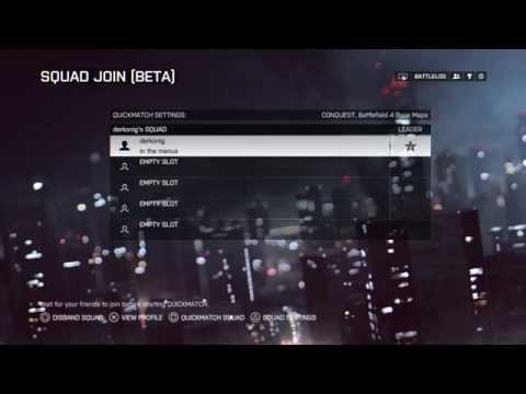 Battlefield 4 players can now join multiplayer matches as squads (update)