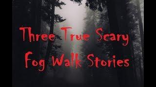 Three True Scary Fog Walk Stories