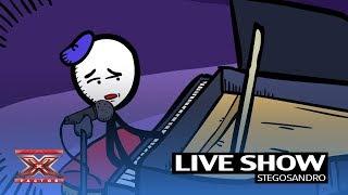 X Factor Replay - Live Show   INCANTA TUTTI
